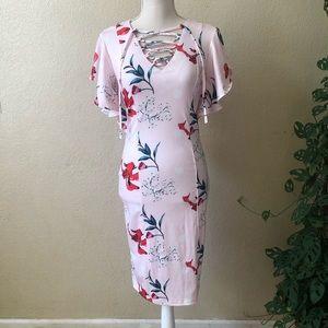CBR Exclusive Selection floral print Dress